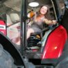 Tractor Girl